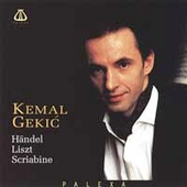 Handel: Suite no 2;  Scriabin: Sonata no 2 / Gekic