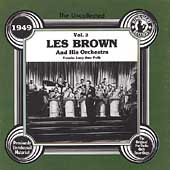 Les Brown & His Orchestra: The Uncollected Les Brown & His Orchestra, Vol. 2 (1949)