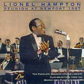 Lionel Hampton: Reunion at Newport 1967