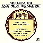 Various Artists: The Greatest Ragtime of the Century