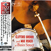 Clifford Brown (Jazz)/Clifford Brown/Max Roach Quintet (Jazz)/Max Roach: At Basin Street [Expanded]