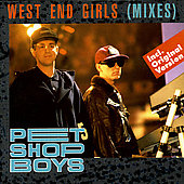 Pet Shop Boys: West End Girls (Mixes)