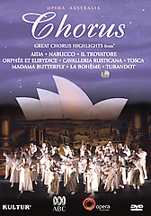 Chorus - Great Opera Chorus Highlights From Opera Australia (Color, 68 Min.) [DVD]