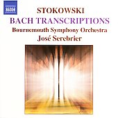 Stokowski: Symphonic Transcriptions / Serebrier, et al