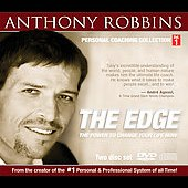 Tony Robbins: The Edge: The Power to Change Your Life Now [CD/DVD]