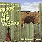 Various Artists: Bluegrass Paradise: Pickin on Phil Vassar