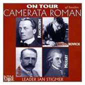 On Tour - Camerata Roman - Rangstr&#246;m, Shostakovich, et al