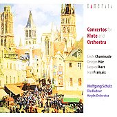 French Flute Concerto - Chaminade, Hue, Ibert, et al