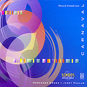 Luna: Carnaval, Music for 2 Harps / Paulus, G&oacute;mez