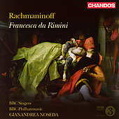Rachmaninov: Francesca da Rimini / Noseda, et al