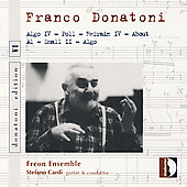 Donatoni Edition Vol 6 Donatoni: Poll, About, etc