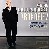 Prokofiev: Lieutenant Kij&#233; Suite, Symphony no 5