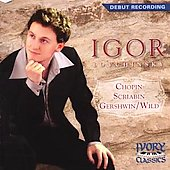 Igor Lovchinsky - Debut Recording