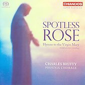 Howells: A Spotless Rose; Paulus: Splendid Jewel, etc / Bruffy, Phoenix Chorale