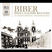 Biber: Missa Salisburgensis / Serio Balestracci, La Stagione Armonica, et al