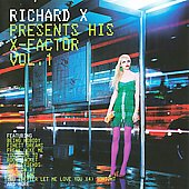 Richard X: Richard X Presents His X-Factor, Vol. 1
