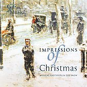Impressions of Christmas - Musical Footsteps in the Snow