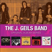 J. Geils Band: Original Album Series