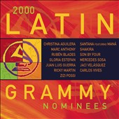 Various Artists: 2000 Latin Grammy Nominees