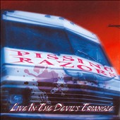 Pissing Razors: Live in the Devil's Triangle [Digipak]