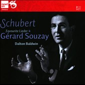 Franz Schubert: Favourite Lieder / G&#233;rard Souzay