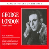 George London, Vol. 3