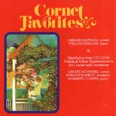 Various Artists: Cornet Favourites