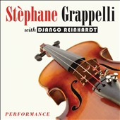 Stéphane Grappelli: Performance