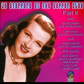 Jo Stafford: Live At The Supper Club, Pt. 2