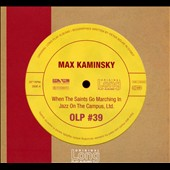 Max Kaminsky: Vol. 39 [Slipcase]