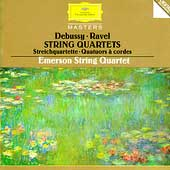 Debussy, Ravel: String Quartets / Emerson String Quartet