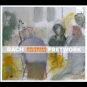 JS Bach: Goldberg Variations, arranged for viol consort / Fretwork