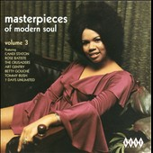 Various Artists: Masterpieces of Modern Soul, Vol. 3