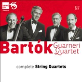 Bartók: Complete String Quartets / Guarneri String Quartet