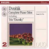 Dvor&#225;k: Complete Piano Trios / Beaux Arts Trio