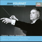 Conductor Jean Fournet in Prague - Includes works by Franck, Debussy, Falla