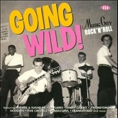 Various Artists: Going Wild! Music City Rock 'n' Roll
