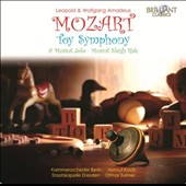 Leopold Mozart & Wolfgang Amadeus Mozart: Toy Symphony; Musical Joke; Musical Sleigh Ride / Suitner; Koch