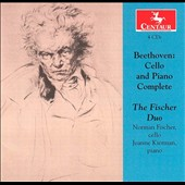 Beethoven: Cello and Piano Complete / Norman Fischer, cello; Jeanne Kierman, piano