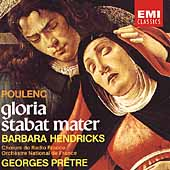 Poulenc: Gloria, Stabat Mater / Pr&ecirc;tre, Hendricks, ORTF