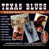 Various Artists: Texas Blues [Box]