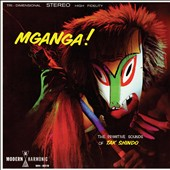 Tak Shindo: Mganga! The Primitive Sounds of Tak Shindo [Digipak]