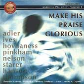 American Psalmody Vol 1 - Make His Praise Glorious