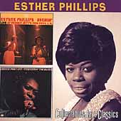Esther Phillips: Burnin'/Confessin' the Blues