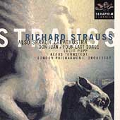 R. Strauss: Also Sprach Zarathustra, etc / Tennstedt, et al