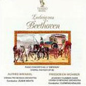 Beethoven: Piano Concerto no 5, Choral Fantasy / Brendel