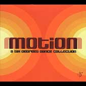 Various Artists: Motion: A Six Degrees Dance Collection