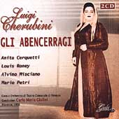 Cherubini: Gli Abencerragi / Giulini, Cerquetti, Roney, etc