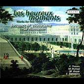 Les Heureux Moments - J.M. Hotteterre /Theuns, Hanta&#239;, et al