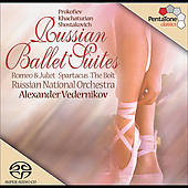 Russian Ballet Suites - Prokofiev, et al / Vedernikov